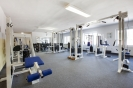 neue Trainingsräume